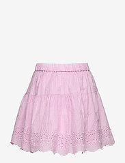 GAP - Kids Eyelet Tiered Skirt - spódnice - lavender pink - 1