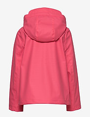GAP - Kids Jersey-Lined Raincoat - jassen - pink pop neon - 1