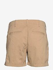 """GAP - 5"""" High Rise Khaki Shorts - casual shortsit - mojave - 1"""