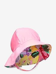 GAP - Baby Reversible Swim Hat - czapka uv - optic white - 2