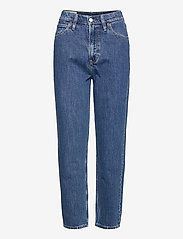 GAP - Sky High Rise Mom Jeans - mom jeans - medium indigo 8 - 0