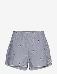 GAP - Print Shorts in Poplin - szorty - pineapplestripe ovrlay - 0