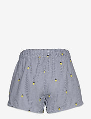 GAP - Print Shorts in Poplin - szorty - pineapplestripe ovrlay - 1