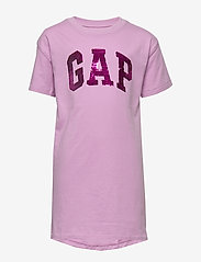 GAP - FR FLP ARCH DRS - robes - purple orchid - 0