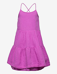 GAP - Kids Gauze 3-Tiered Dress - kjoler - budding lilac - 0