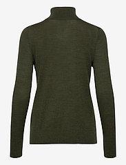 GAP - Merino Turtleneck Sweater - turtlenecks - forest green - 1