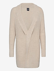 GAP - True Soft Cardigan - cardigans - oat heather b0278 - 0