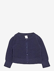 GAP - Toddler Crop Cardigan - gilets - navy uniform - 0