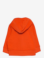 GAP - FZ FT LOGO REFRESH - kapuzenpullover - orange pop - 1