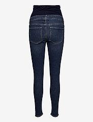 GAP - Maternity Full Panel Favorite Jeggings - mom-jeans - medium destroy - 1
