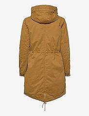 GAP - Utility Parka Jacket - parka coats - ochre - 2