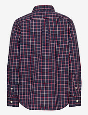 GAP - Kids Plaid Button-Up Shirt - overhemden - tapestry navy - 1