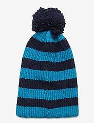 GAP - Reversible Pom Beanie - mutsen - arcticblue navy stripe - 1