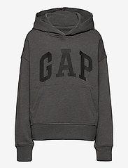 GAP - FT INTL ARCH PO HD - hoodies - heather grey b50 - 0