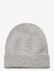 GAP - Rib Beanie - huer - light grey - 1
