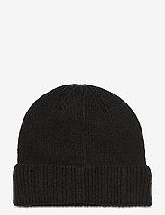 GAP - Rib Beanie - huer - true black - 1