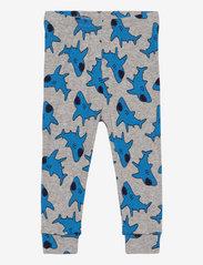 GAP - babyGap Shark Long Sleeve PJ Set - sets - h grey b08 combo n - 2