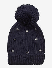 GAP - Kids Jewel Beanie - huer - navy uniform - 0