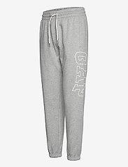 GAP - Gap Logo Heavyweight Easy Joggers - sweatpants - b10 grey heather - 2
