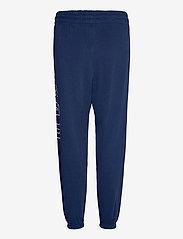 GAP - Gap Logo Heavyweight Easy Joggers - sweatpants - elysian blue - 1