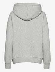 GAP - Gap Logo Easy Hoodie - hoodies - b10 grey heather - 1