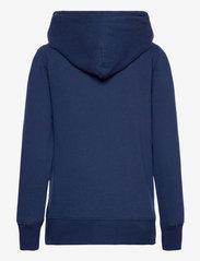 GAP - Gap Logo Easy Hoodie - hoodies - elysian blue - 1