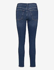 GAP - High Rise True Skinny Jeans with Secret Smoothing Pockets - skinny jeans - dark indigo v2 - 1