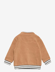 GAP - Baby Fleece Cozy Jacket - fleecetøj - holiday cocoa - 1