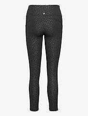 GAP - GapFit High Rise Blackout Full Length Leggings - running & training tights - leopard matte shine - 1