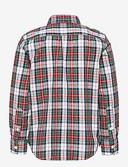 GAP - Kids Plaid Shirt - overhemden - red/ white plaid - 1