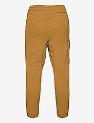 GAP - Kids Lined Hybrid Pull-On Pants with QuickDry - trousers - palomino brown global - 1