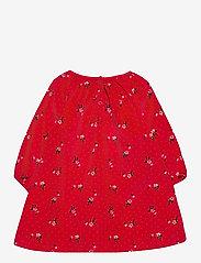 GAP - Toddler Floral Corduroy Dress - kleider - red floral print - 1