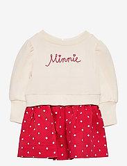 GAP - babyGap | Disney Minnie Mouse Mix-Media Dress - kleider - minnie mouse - 0