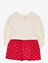 GAP - babyGap | Disney Minnie Mouse Mix-Media Dress - kleider - minnie mouse - 1