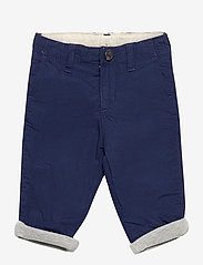GAP - Toddler Lined Lived In Khakis - trousers - elysian blue - 0