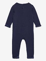 GAP - Baby Cozy Walrus One-Piece - langärmelig - navy uniform - 1