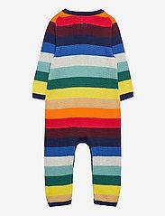 GAP - Baby Happy Stripe One-Piece - langärmelig - elysian blue - 1