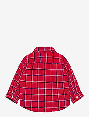 GAP - Baby Plaid Flannel Shirt - overhemden - modern red 2 - 1