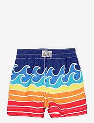 GAP - Toddler Wave Graphic Swim Trunks - shorts de bain - waves - 1