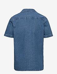 GAP - Kids Denim Shirt - shirts - medium wash - 1