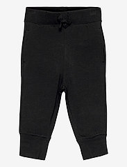 GAP - Toddler 100% Organic Cotton Mix and Match Pull-On Pants - trousers - true black - 0