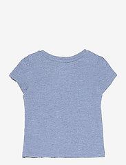 GAP - Toddler 100% Organic Cotton Mix and Match Graphic T-Shirt - kortærmede - unicorn graphic - 1
