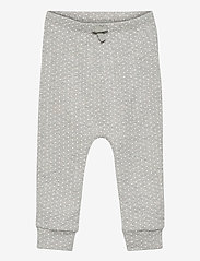 GAP - Baby Floral Pull-On Pants (3-Pack) - trousers - optic white - 2