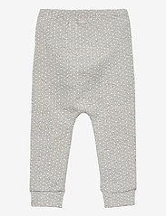GAP - Baby Floral Pull-On Pants (3-Pack) - trousers - optic white - 1