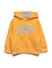 Toddler Gap Logo Hoodie Sweatshirt - STARLIGHT GOLD 545
