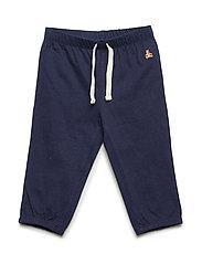 Baby Knit Pants - NAVY UNIFORM