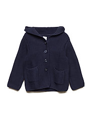 Baby Brannan Bear Sweater - NAVY UNIFORM
