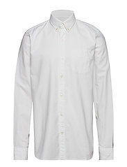 OXFORD SHIRTS - OPTIC WHITE