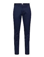 Original Khakis in Slim Fit with GapFlex - TAPESTRY NAVY