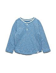 SH LS HNLY - BREEZY BLUE 504